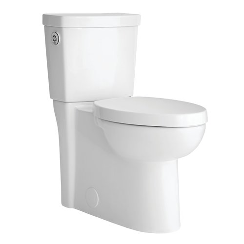 American Standard Studio 1.28 GPF Round Two-Piece Toilet