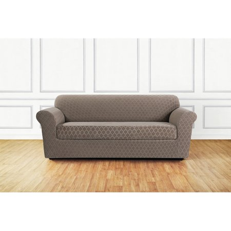 Sure Fit Stretch Grand Marrakesh 2-Piece Sofa Slipcover - Walmart.com