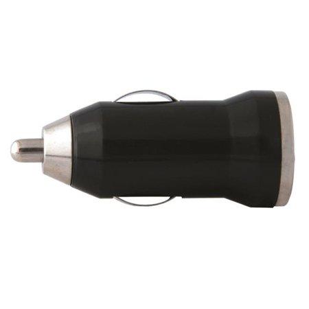 Debco CU4906 Chargeur de voiture USB - Noir - Paquet de 12 - image 1 de 1
