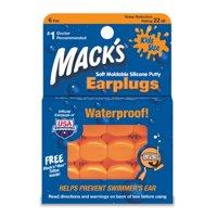 Mack's Pillow Soft Earplugs, Kid Size, 6 Pair