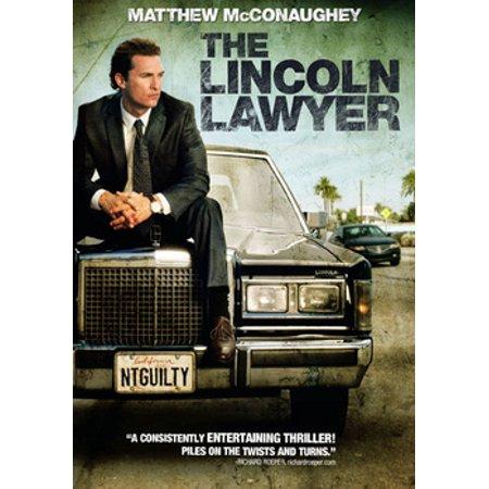 9907194de5bcb The Lincoln Lawyer (DVD) - Walmart.com