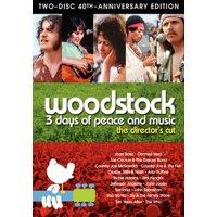 Woodstock: 3 Days of Peace & Music (DVD)