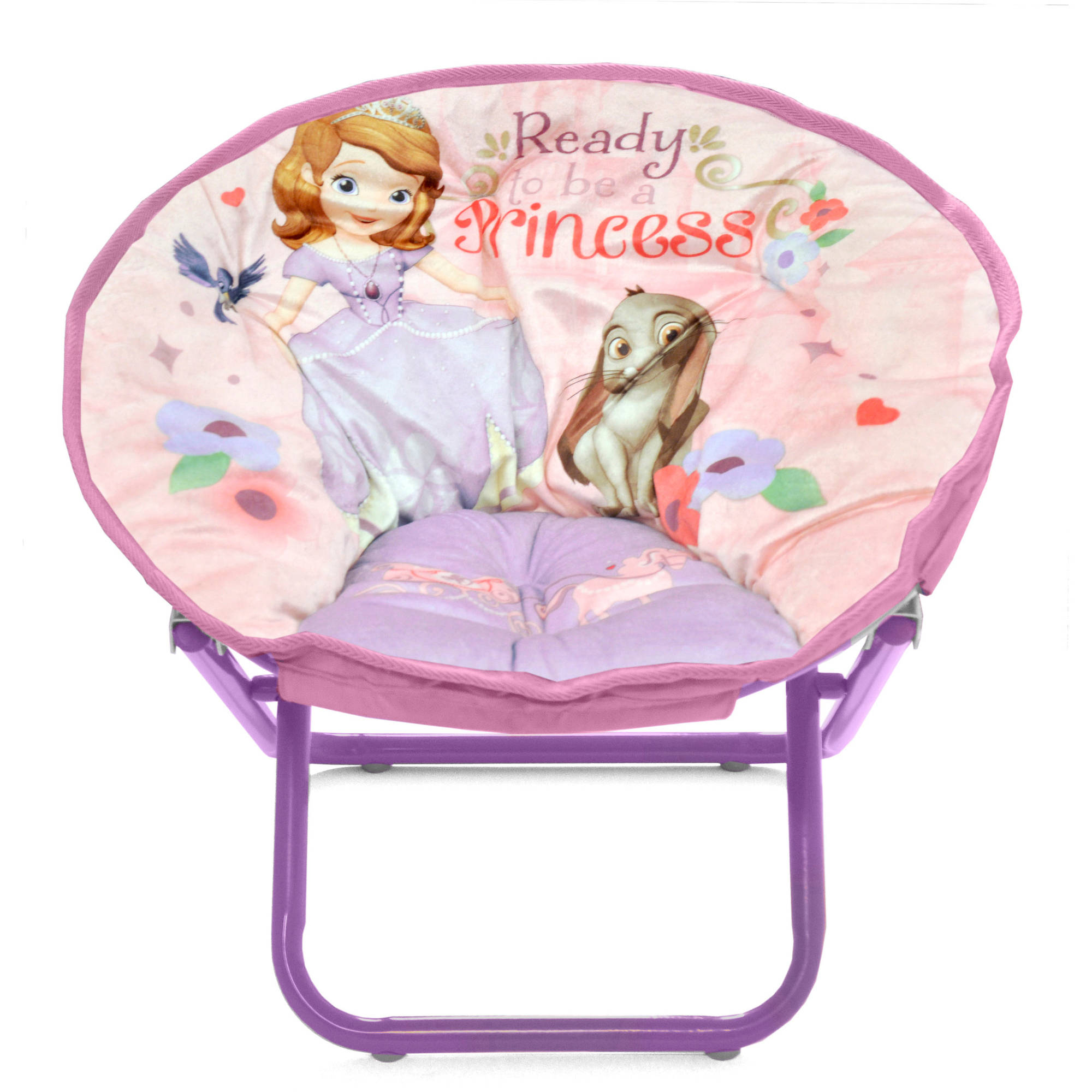 Sofia the First Mini Saucer Chair