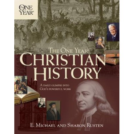 The One Year Christian History Walmart Com border=