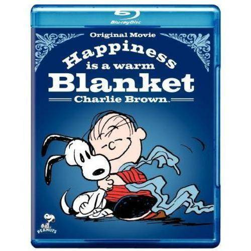 Happiness Is A Warm Blanket, Charlie Brown (Blu-ray) (Widescreen)