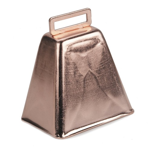 "Darice Cowbell, Copper, 3"" by Darice & Catan Floral"
