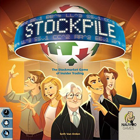 Stockpile Board Game - image 3 de 3