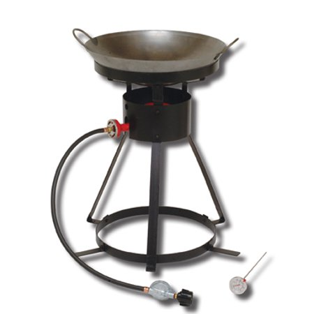King Kooker Outdoor Wok Cooker Set