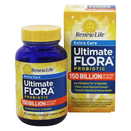 Ultimate flora 30 billion reviews