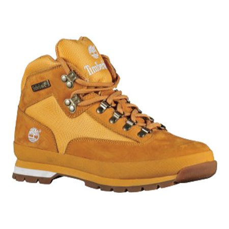 Men's Timberland Euro Hiker Leather and Fabric