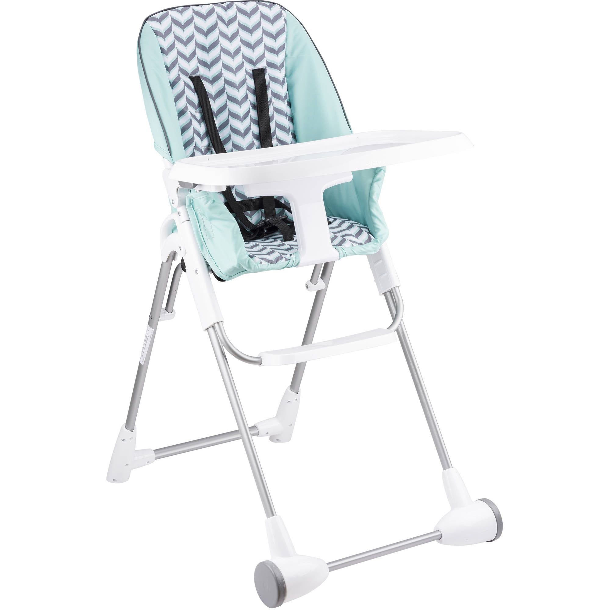 Evenflo Symmetry High Chair Koi