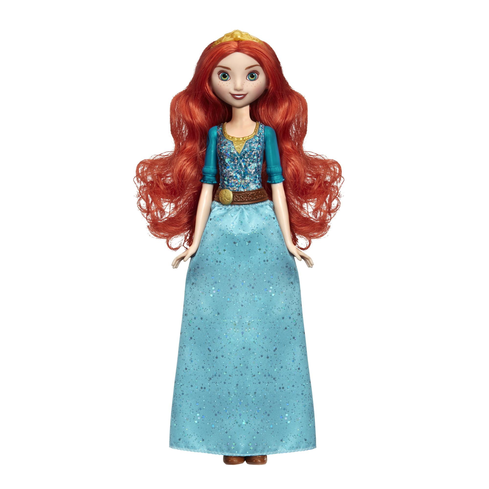 Disney Princess Royal Shimmer Merida, Ages 3 and up