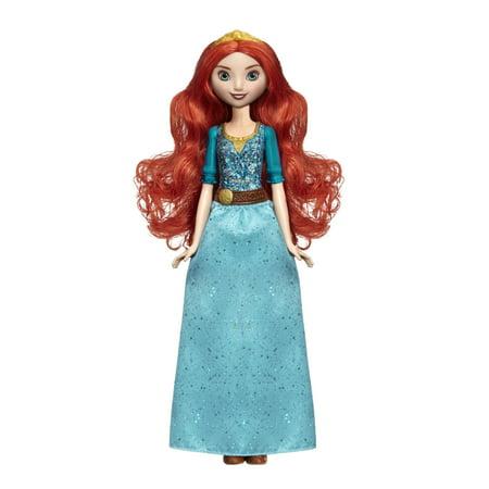 Disney Princess Royal Shimmer Merida, Ages 3 and up - Disney Princess Age