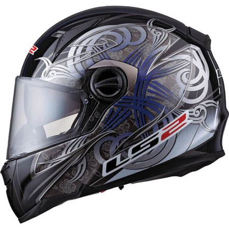 LS2 FT2 FF396 Demon Full Face Helmet