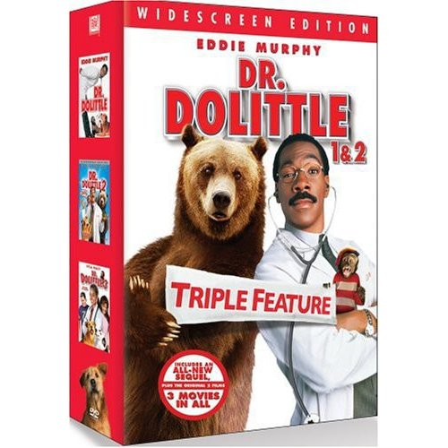 Doctor Dolittle Giftset (Widescreen)