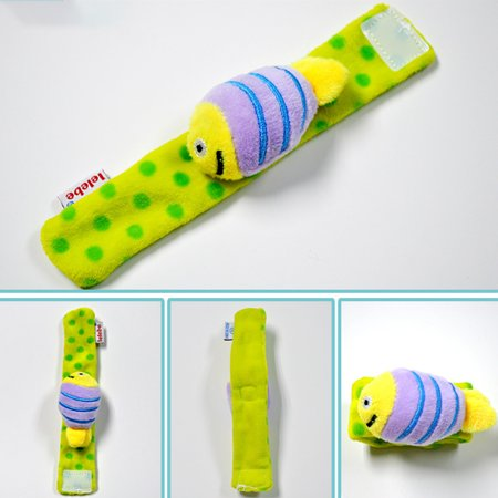 Animal Wrists and Rattling Hearing Baby Toys Rattle for Developmental Baby Fashion Mommy's Gift to Baby - Developmental Toys For Toddlers