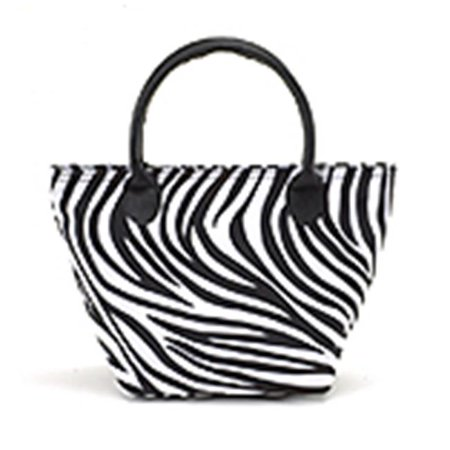 NMTZEP Mini Tote - Zebra Pack of 2