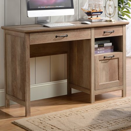 Homestar Bianca Computer Desk In Reclaimed Wood Finish