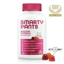 Multivitamins: SmartyPants Masters Complete Women 50+