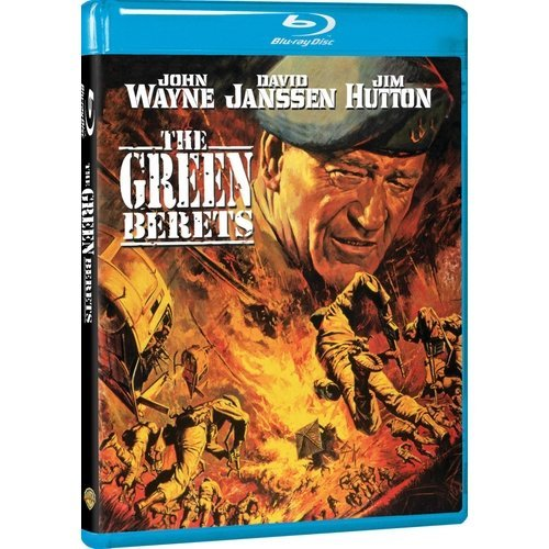The Green Berets (Blu-ray) (With INSTAWATCH) (Widescreen)