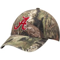 Alabama Crimson Tide Fan Favorite Mossy Oak Clean Up Adjustable Hat - Camo - OSFA