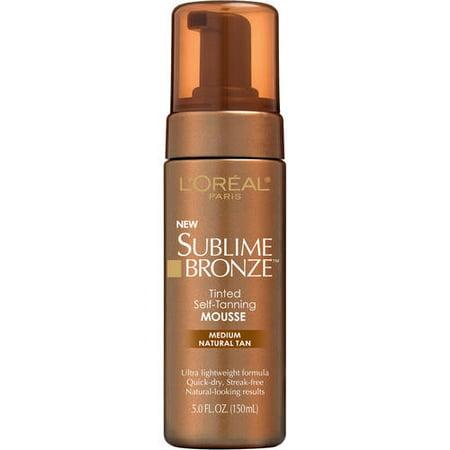 L Oreal Sublime Bronze Medium Natural Tan Reviews