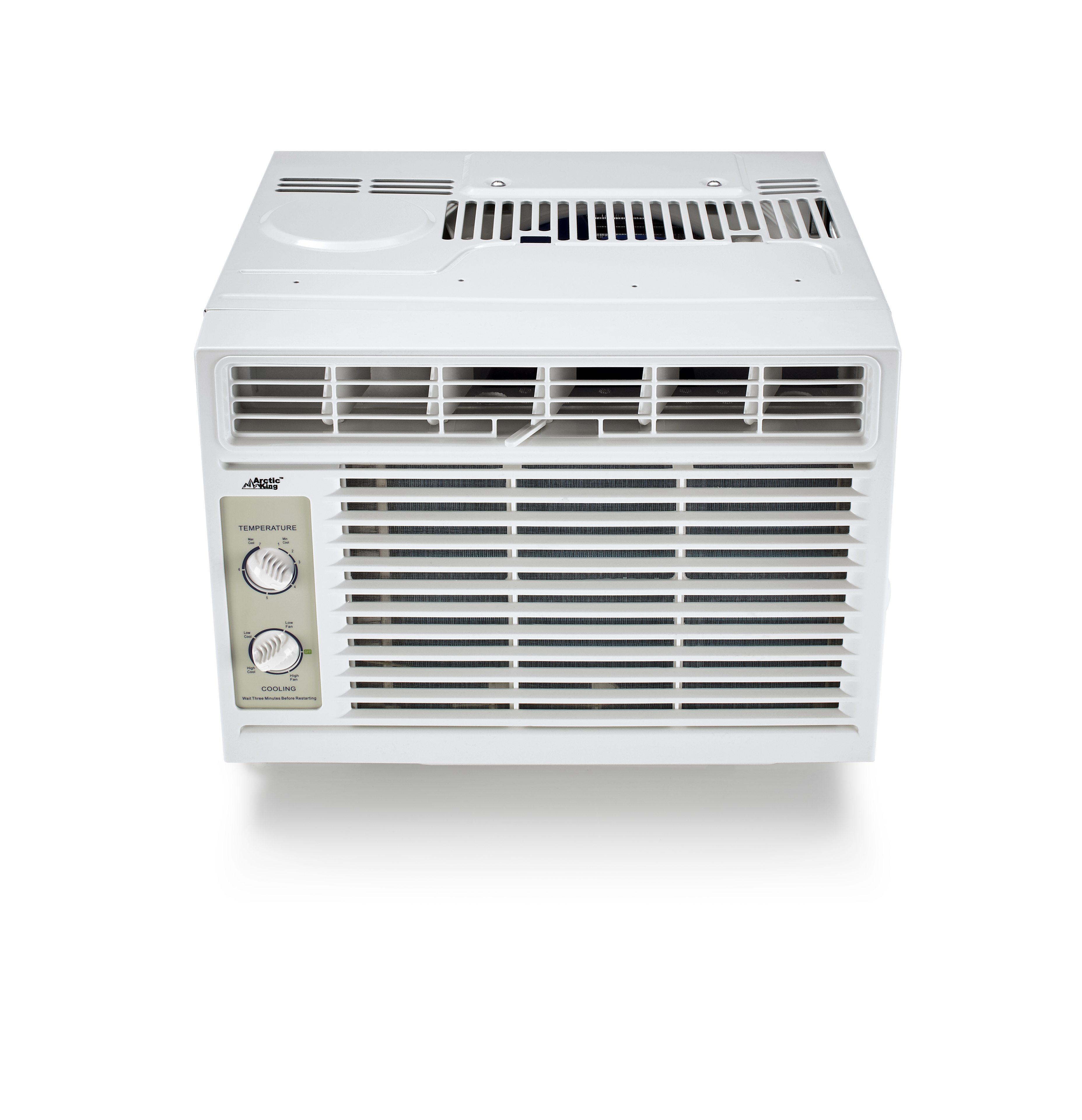Arctic King 5000btu Mechanical Window Air Conditioner White How To Recharge Your Central Wwk05cm81n