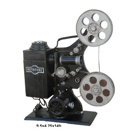Cheungs Vintage Movie Projector Sculpture