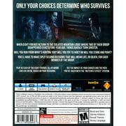 Until Dawn, Sony, PlayStation 4, 711719039433 Image 2 of 12