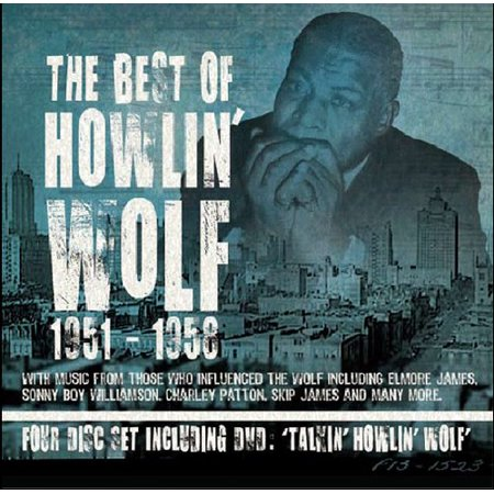 Best of Howlin Wolf 1951-1958 / Various (CD) (Best Cool Box Uk)