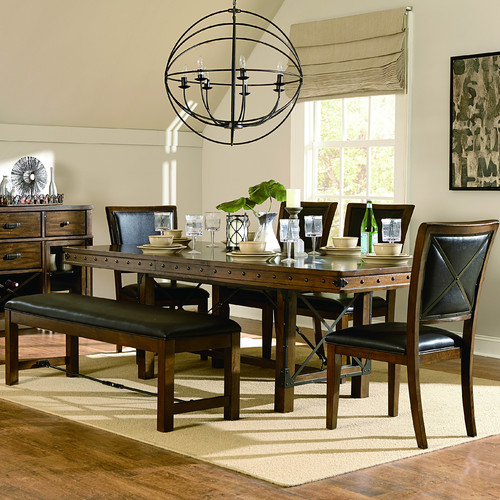 Homelegance Urbana Extendable Dining Table
