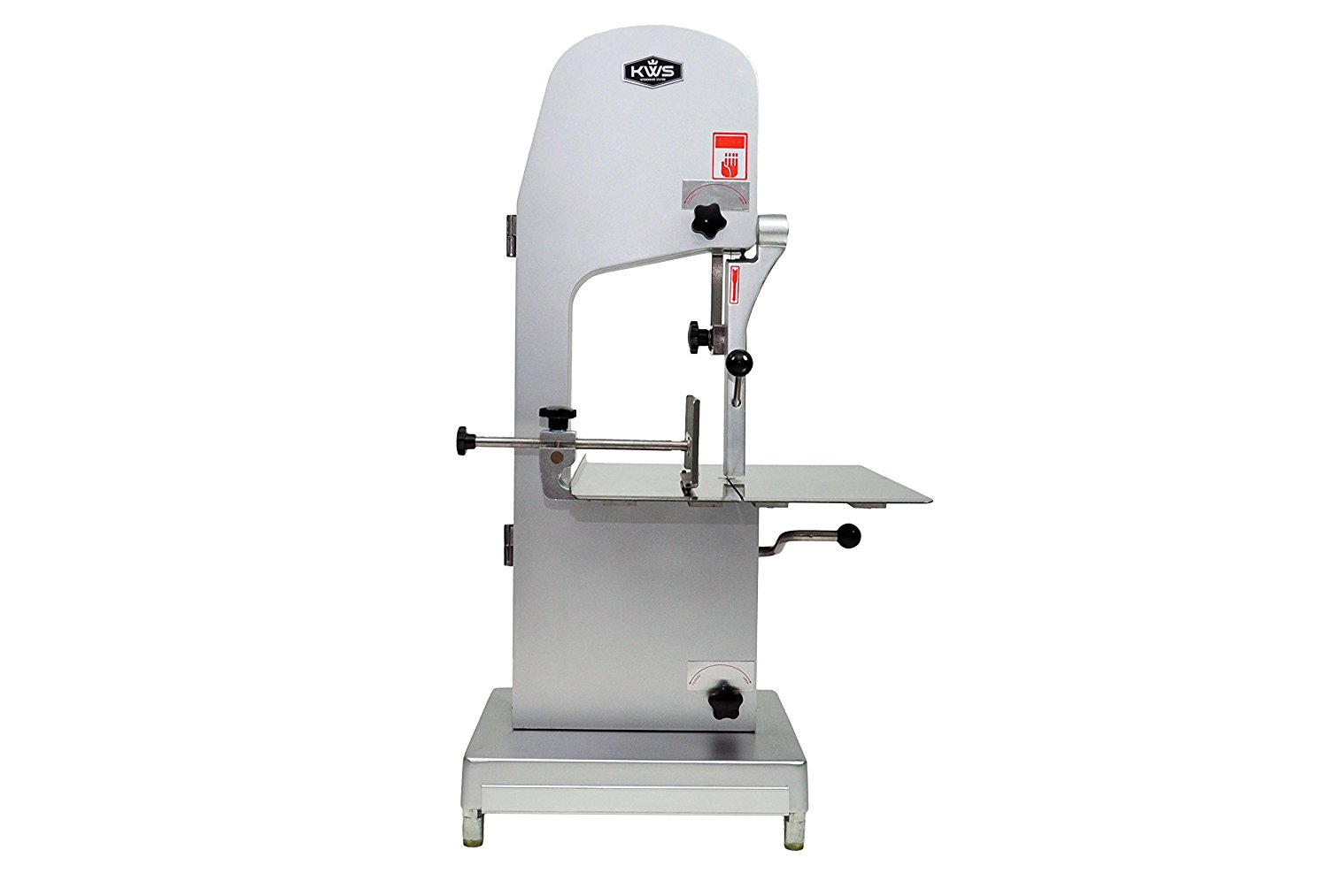 KWS B-310 Commercial 3800W 5HP Electric Meat Band Saw Bone Sawing Machine  Slicer Heavy-Duty by KitchenWare Station