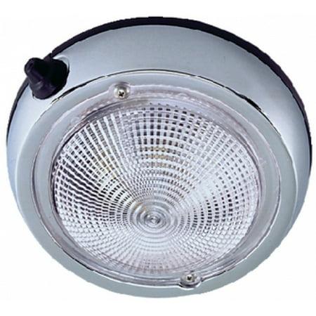 Perko 0300DP0CHR 3 Surface Mnt Dome Light (1)