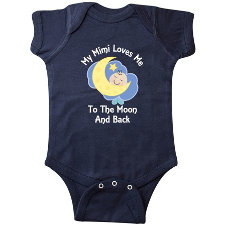 My Mimi Loves Me To The Moon and Back Infant