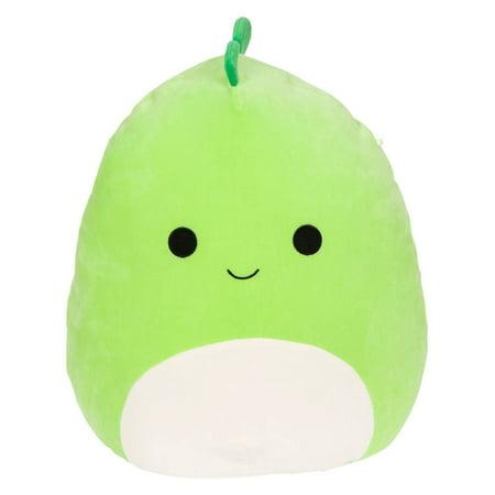 Kellytoy Squishmallow Green Dinosaur Pillow Plush Toy 5