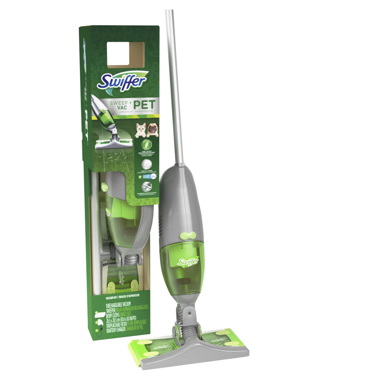 Swiffer Sweep Vac Pet Cordless Vacuum Kit 1