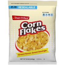 Breakfast Cereal: Malt-O-Meal Corn Flakes