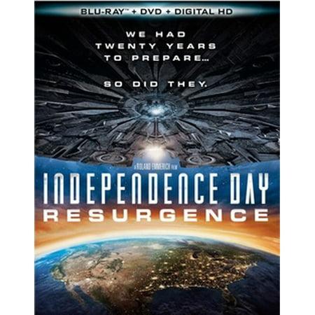 Independence Day Resurgence (Blu-ray)](Halloween Resurgence Movie)