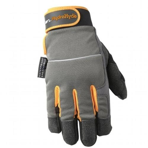 Wells Lamont 4009480 HydraHyde Waterproof Synthetic Leather Gloves, Large