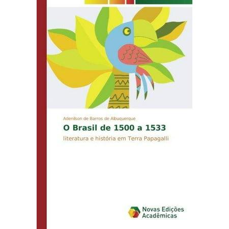 O Brasil de 1500 a 1533 (Portuguese) - image 1 de 1