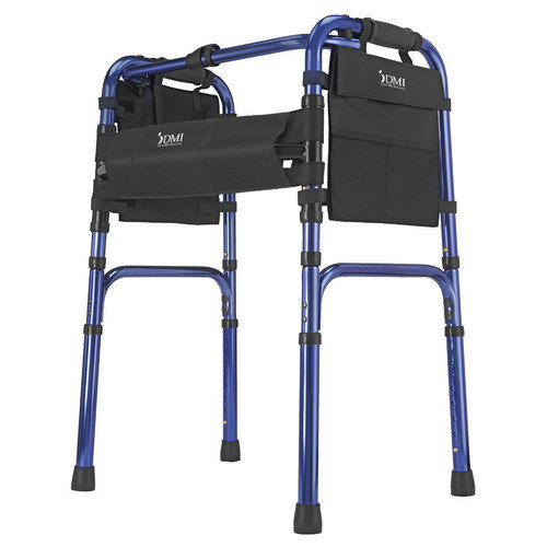 Briggs Healthcare Freedom Series Deluxe Folding Walker