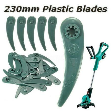 Replacement 230mm Strengthened Durablade Blades for ART 23-18 LI Grass