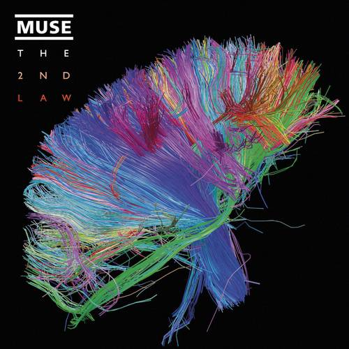 Muse - The 2nd Law (CD) (Second Grade Cd)