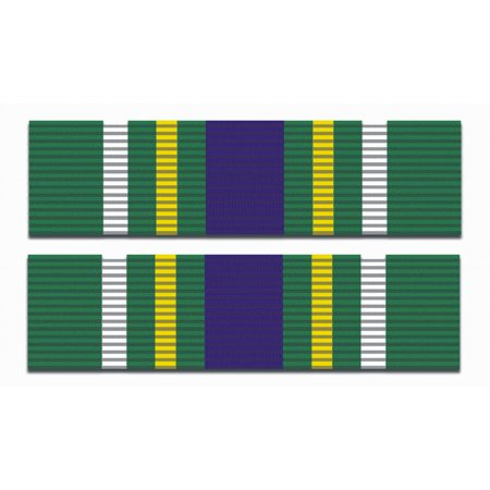 3.8 Inch Korea Defense Service Medal Sticker Decal ()
