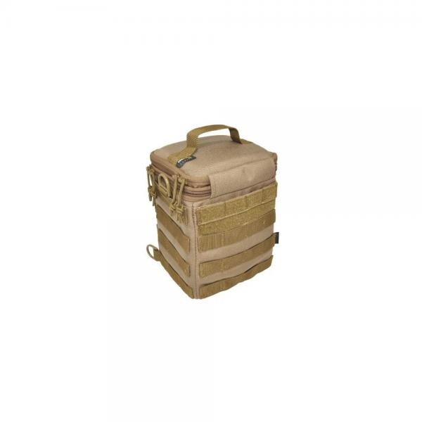 HAZARD 4 forward Observer SLR Padded Camera Bag with Molle, Coyote