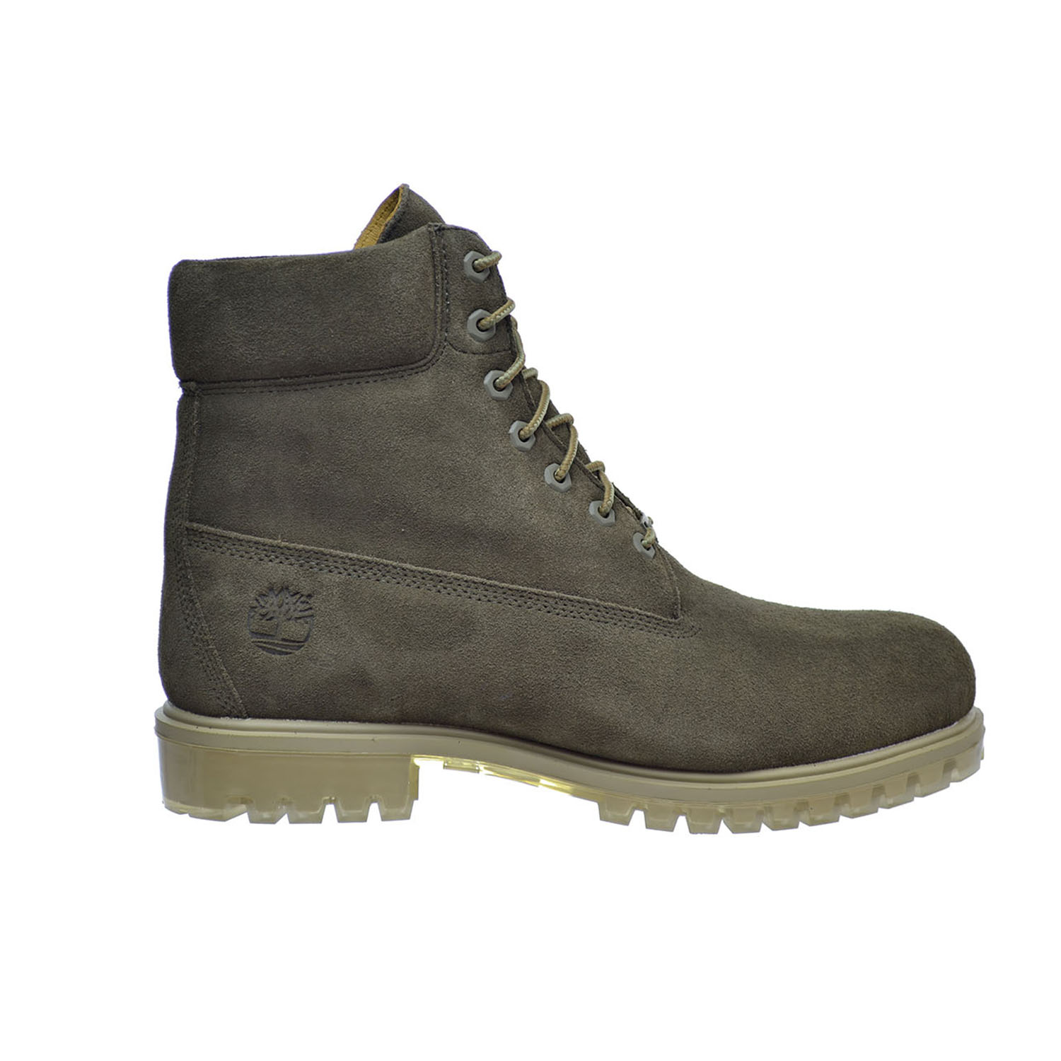 Timberland 6 Inch Men's Premium Suede Boots Green tb0a18pz by Timberland
