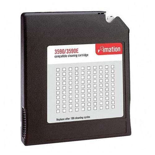 Imation 43838 3590 Cleaning Cartridge [100 Cleanings]