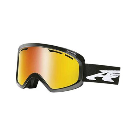 Arnette Windshield Snow Goggles AN5007 - Midnight Black w/ Inferno