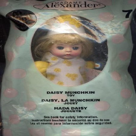 Madame Alexander Americana (Mcdonald's Happy Meal Daisy Munchkin Doll 2007 Madame Alexander Wizard of Oz by Madame Alexander )