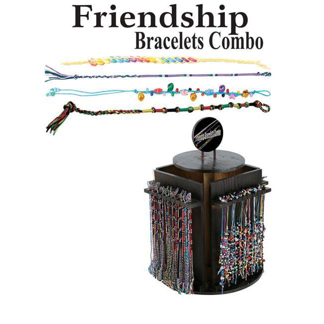 Puka 6940 18 x 18 x 17 Friendship Bracelets Combo